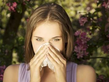 Pavasarinė alergija... arba ir vėl nosis upeliais teka
