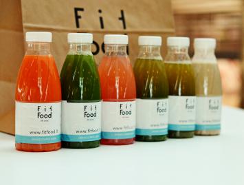 FIT FOOD atsiliepimai – išbandėme trijų dienų sulčių programą!
