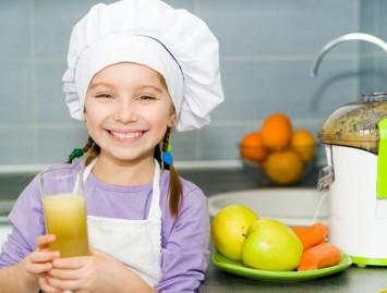 Ar žaliavalgystė tinka vaikams?