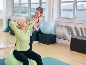 Ergoterapija – kelias į savarankiškumą