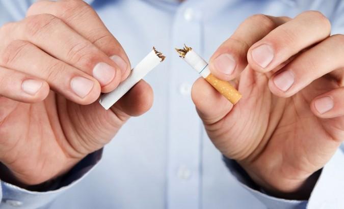 Mesti rūkyti niekada nevėlu