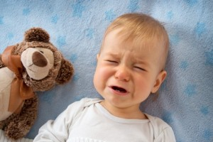Kaip elgtis, jei mažylis susirgo?