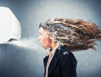 Ar jūs jautrus oro sąlygų keitimuisi?
