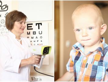 Kokios dažniausios vaikų akių ligos ir kaip jų išvengti?