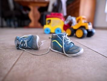 Kaip išrinkti vaikui tinkamus batukus?