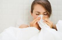 Sloga: nuo alergijos ar peršalimo?
