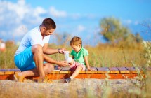 Atmintinė, kaip pikniko metu išvengti liūdnų pasekmių?