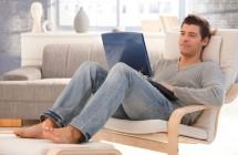 Taisyklinga laikysena sėdint prie kompiuterio