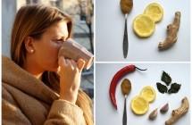 Trys natūralios arbatos nuo peršalimo. Išbandėme!