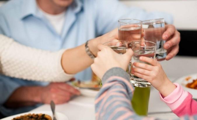 Ar didelis vandens kiekis visada gerina sveikatą?
