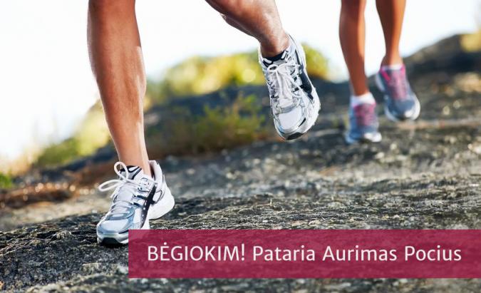 Bėgimo bateliai ‒ kaip išsirinkti?
