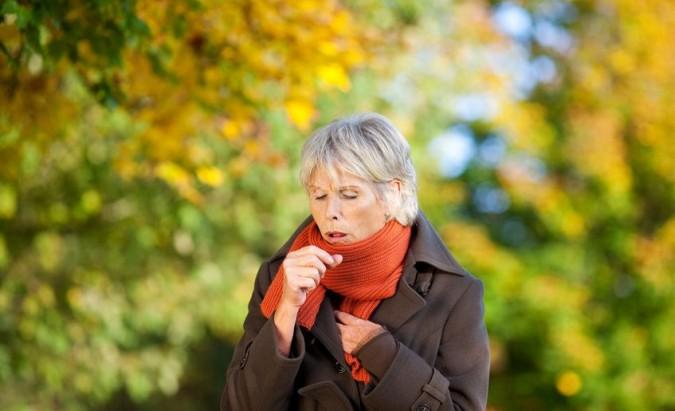 Kaip įveikti sausą kosulį?
