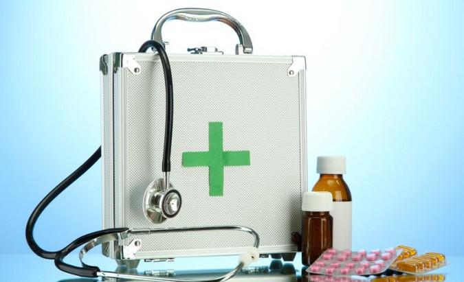 Ką būtina turėti namų vaistinėlėje?