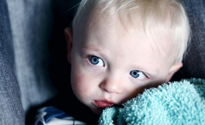 Ką daryti, jeigu vaikas karščiuoja?