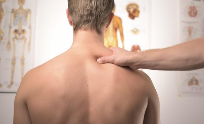 Apie ūminį raumenų skausmą