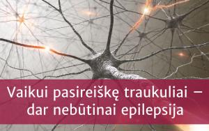 Epilepsija - priežastys, simptomai ir gydymas suaugusiesiems