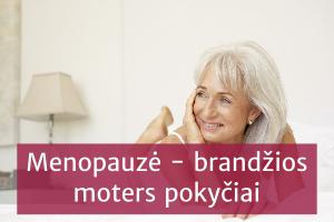 Klimaksas (menopauzė)