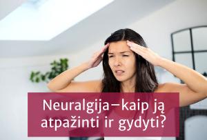 hipertenzija ir neuralgija)