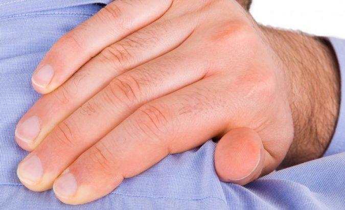 malšinant hipertenzijos skausmą