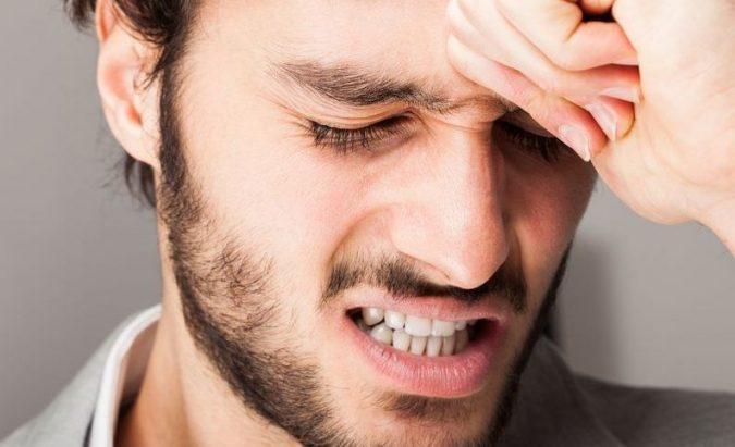 galvos skausmai su hipertenzija