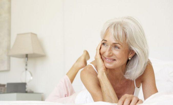 su menopauze moteriai gali būti erekcija