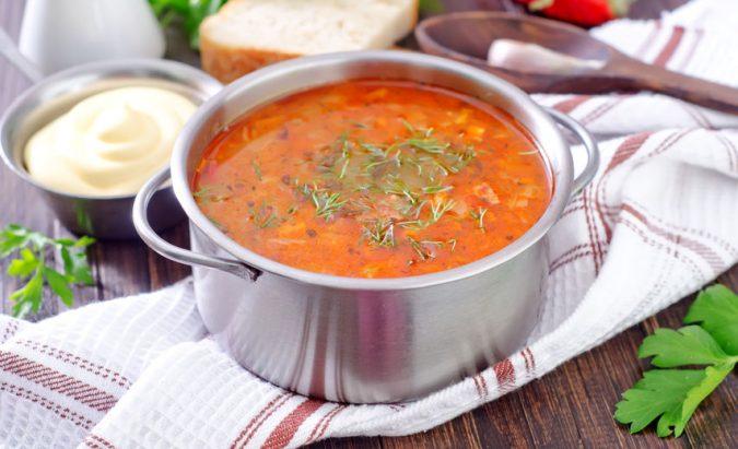 širdies sveikatos dietos sriuba)