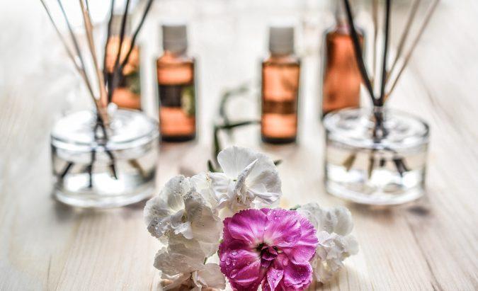 aromaterapija gydant hipertenziją